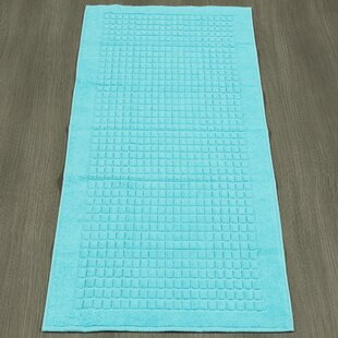 Best Choices Turkish Heavyweight Cotton Bath Rug By Ottomanson