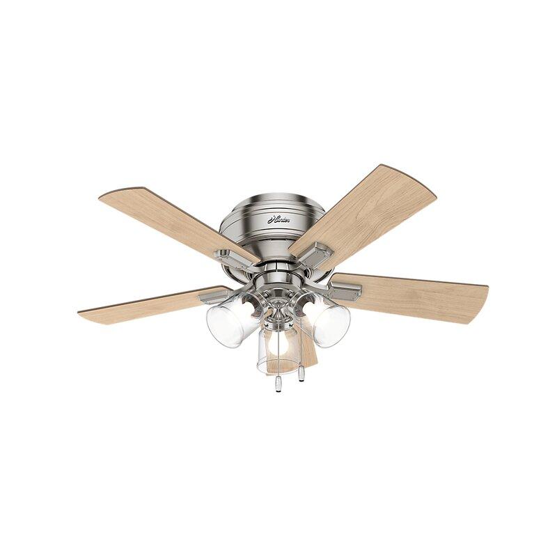 Blade Flush Mount Ceiling Fan