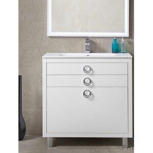 Platinum 36 Due Single Bathroom Vanity Set