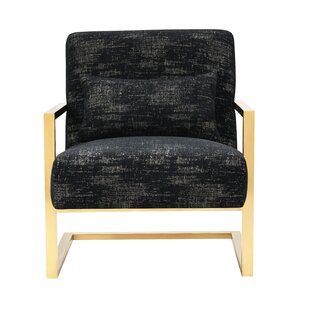 Schuster Armchair by Everly Quinn