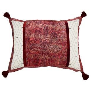 Fresco Flourish Lumbar Pillow