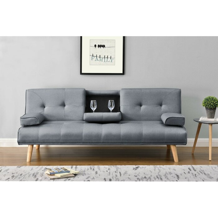Fabulous Dotson 3 Seater Sofa Bed Ocoug Best Dining Table And Chair Ideas Images Ocougorg