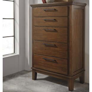 Hylan 5 Drawer Chest by Brayden Studio Reviews