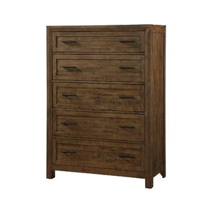 Craigsville 5 Drawer Chest