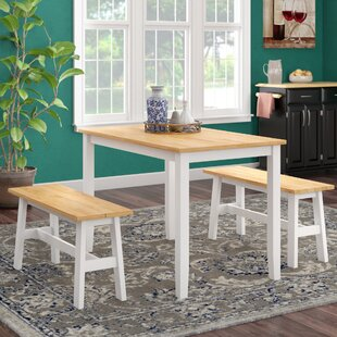 Kaya 3 Piece Dining Set