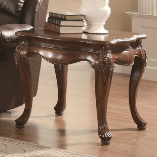 Highland End Table by Astoria Grand