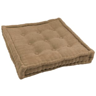 Microsuede Floor Pillow