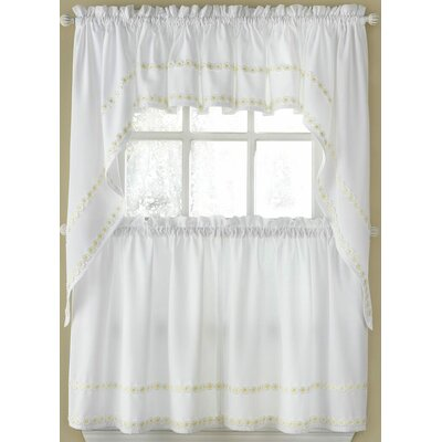 Kitchen Curtains Amp Valances You Ll Love Wayfair