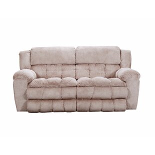 Best Reviews Henning Motion Reclining Sofa by Simmons Upholstery by Darby Home Co Reviews (2019) & Buyer's Guide