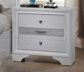 Hawker 3 Drawer Nightstand