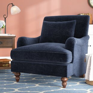 Roseanne Armchair by DarHome Co Great Reviews