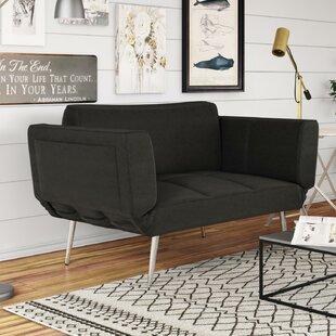 Inexpensive Leyla Convertible Sofa by Novogratz Reviews (2019) & Buyer's Guide