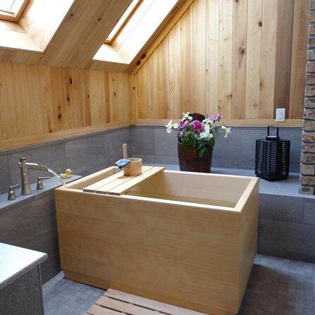 zen bathworks hinoki kyoto ofuro japanese alcove soaking