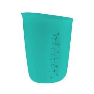 2 Cup Silicone Flexible Liquid Measuring Cup