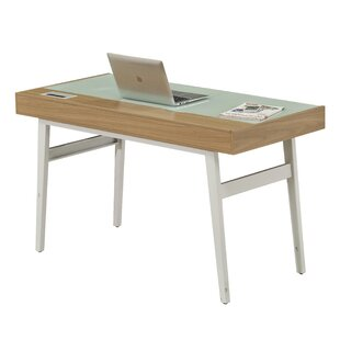 Read Reviews Candance and Basil Writing Desk By Brassex