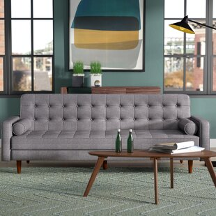 Online Reviews Jerry Convertible Sofa by Langley Street Reviews (2019) & Buyer's Guide