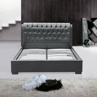 Queen Platform Bed by Fine Mod Imports