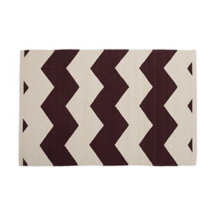 Price comparison Chocolate/White Area Rug By Harbormill
