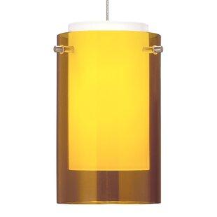 Tech Lighting Echo 1-Light Cylinder Pendant