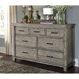 Beula 7 Drawer Dresser by Gracie Oaks