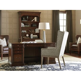 Richmond Hill 3 Piece Desk Office Suite by Sligh Savings