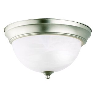 Kichler 2-Light Flush Mount