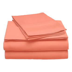 300 Thread Count Egyptian-Quality Cotton Modal Solid Sheet Set