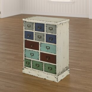 Pinkham 13 Drawer Chest
