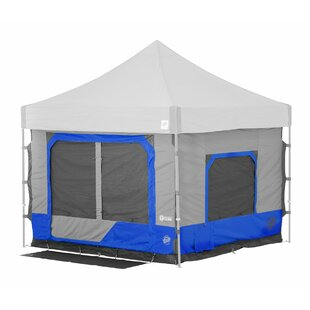 E-Z UP Camping Cube 6 Person Tent with Carry Bag
