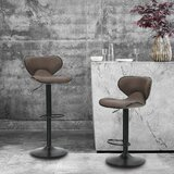 Royst 28 Swivel Bar Stool (Set of 2) by 17 Stories