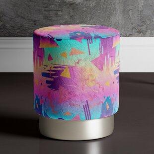 Maconay Stool By Ebern Designs