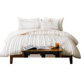 Tuckerman Polyester Duvet Cover Set