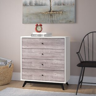Laprade 4 Drawer Chest