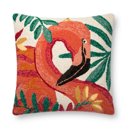 Jessica Indoor/Outdoor Throw Pillow by Bay Isle Home 2020 Sale