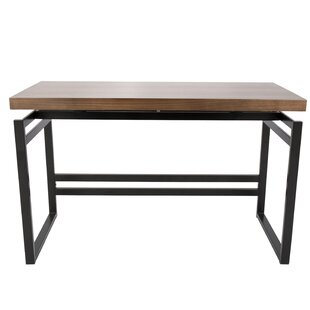 Newbury Industrial Writing Desk