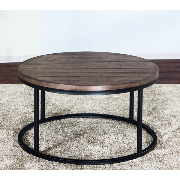 Rustic Casual Coffee Table Wayfair