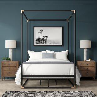 Billie Queen Canopy Bed