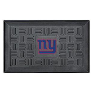 NFL - New York Giants Medallion Doormat ByFANMATS