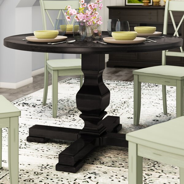 30 Inch Round Pedestal Table | Wayfair