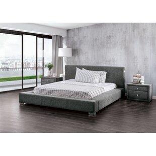 Elin Upholstered Platform Bed