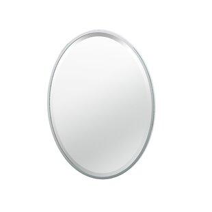 Flush Mount Framed Bathroom/Vanity Mirror By Gatco