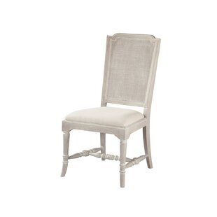 Natalia Cane Upholstered Dining Chair One Allium Way