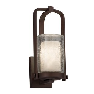 Brayden Studio Genaro Outdoor Sconce