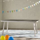 Galicia Plastic/Resin  Dining Table