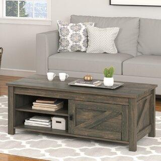 Whittier Coffee Table by Mistana SKU:DE589284 Details