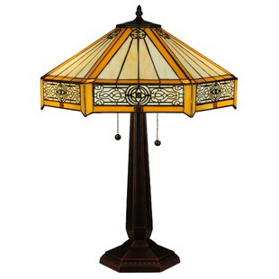Peaches 24.5 Table Lamp
