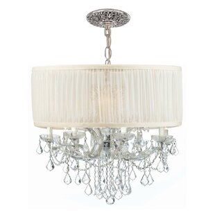 Rosdorf Park Corrinne Traditional 8-Light Chandelier