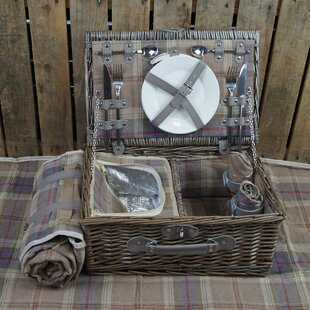 Picnic Basket By Union Rustic