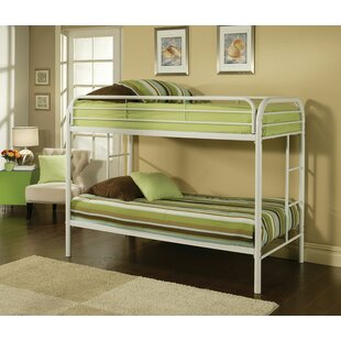 Lafever Twin Over Twin Bunk Bed