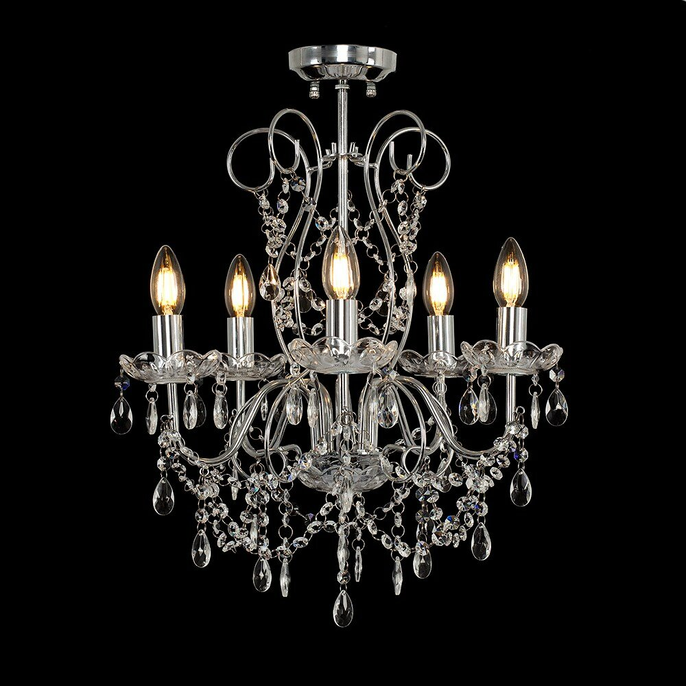 Todi 12 Light Candle Style Classic Chandelier